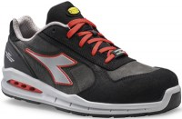 176221-C9034 Diadora Run Net Airbox Low S3 asphalt silver red