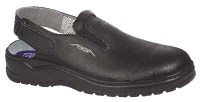 Abeba 1035 leather safety shoes with steel toecaps