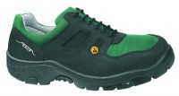 Abeba 1122 nubuck leather safety shoes