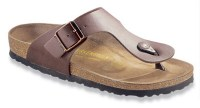 Birkenstock Ramses Bf slippers dark brown