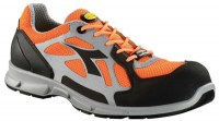 D-Flex LOW Bright S1P Orange-Grey