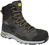 Diadora D-TRAIL Leather BOOT S3 Anthracite Black