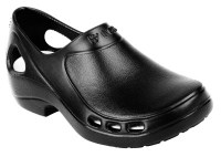 Wock everlite clogs black