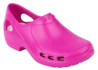 Wock everlite clogs fucshia